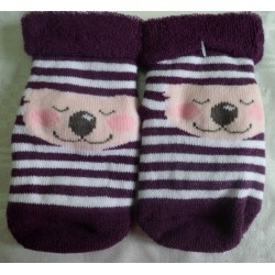 Calcetines bebé cara koala