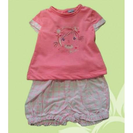 Conjuntos bebés niñas lovely cortos