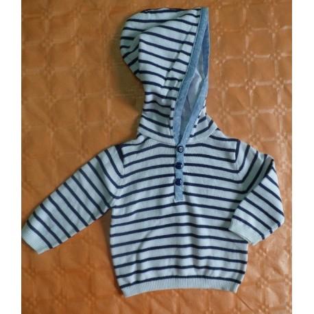 Jerseys infantiles bebés y recién nacidos niños capucha