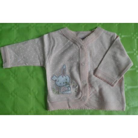 Chaqueta bebé y recién nacido niña conejito