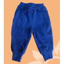 Pantalón chandal bebé y recén nacido niño azul marino