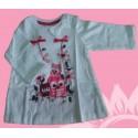 Camiseta bebé niña buhos