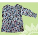 Camisa bebé niña flores