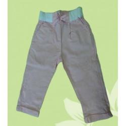 Pantalones loneta bebés y recién nacidos niñas  rosas