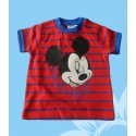 Camiseta manga corta bebé Mickey