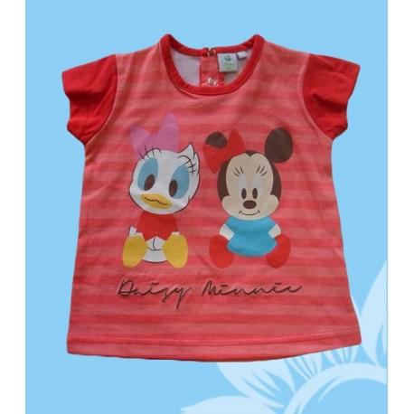 Camisetas bebés niñas manga corta Minnie