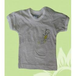 Camiseta bebé niño little dino