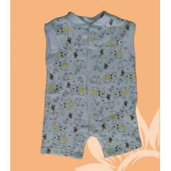 Pijama bebé niño animales granja
