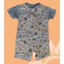Pijama bebé niño deporte