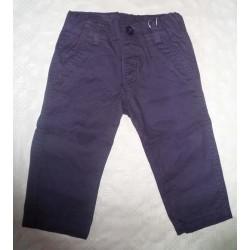 Pantalón bebé niño azul marino