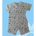Pijama bebé niño caballitos