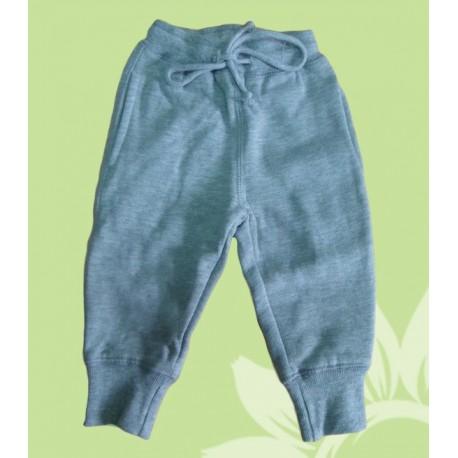 Pantalones chandal bebés y recién nacidos niños gris
